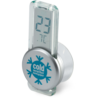 Lcd Thermometer W Suction Cup