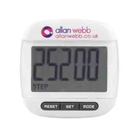 Easy View Pedometer
