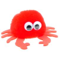 Branded Logo Crab Bug