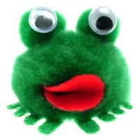 Branded Logo Frog Bug