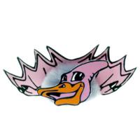 Branded Logo Pterodactyl Bug
