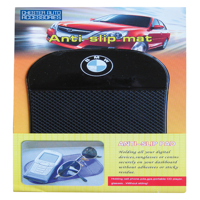 Anti Slip Dashboard Mats with Backing Cards