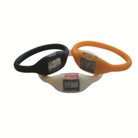 Silicon Sports Watches