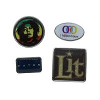 UK Printed Badges