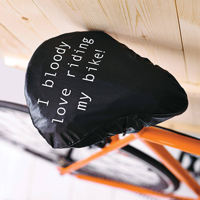 Bike Seat Cover - Polyester