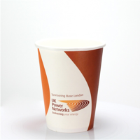 12oz Single Walled Paper Cup (full colour)