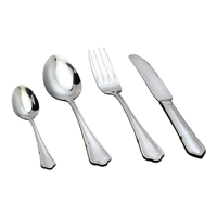 Dessert Fork Dubarry Pattern