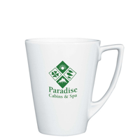 Angled Handled Mug (350ml)