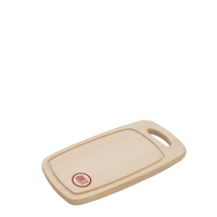 Oval Wooden Chopping Board with handle