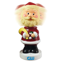 Bobble Head Father Christmas