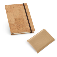 Cork Plain Notepad