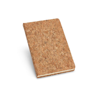 Cork Lined Notepad