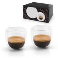 Glass Coffee Set
