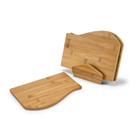 Set Of Bamboo Boards