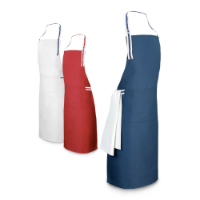 Apron with 2 Pockets
