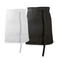Bar Apron With 2 Pockets