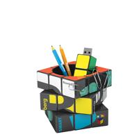 Rubik's Pen Pot