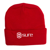 Acrylic Beanie Toque With Embroidery To 1 Position