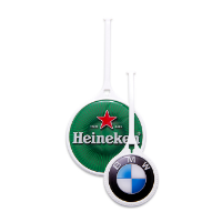 60 Mm Plastic Flexi Bag Tag