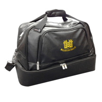 Aerona Leatherette Players Holdall