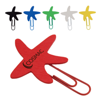 Star Shaped Paper Clip