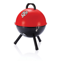 12 inch barbecue, red
