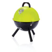 12 inch barbecue, green
