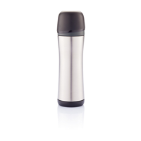 Boom Hot eco flask, grey/black