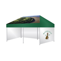 6 X 3M Marquee (Roof, Valance & 3 Walls)