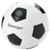 El-classico size 5 football in white-solid-and-black-solid