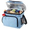 Gothenburg cooler bag in ocean-blue