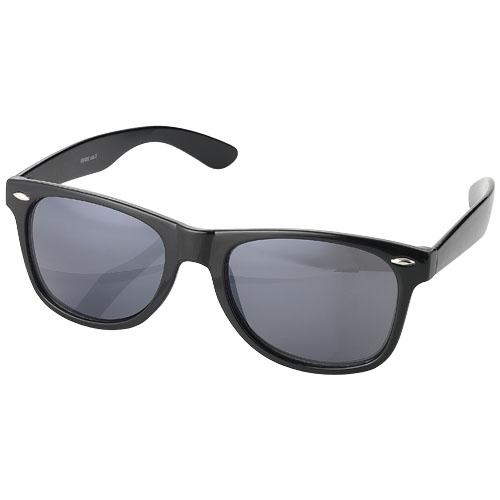 Crockett sunglasses in black-solid