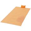 Riviera beach mat in orange