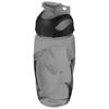 Gobi 500 ml sport bottle in transparent-black