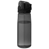 Capri 700 ml sport bottle in transparent-black