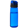 Capri 700 ml sport bottle in transparent-blue