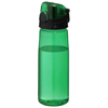 Capri 700 ml sport bottle in transparent-green