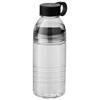 Slice 600 ml Tritan? sport bottle in black-solid-and-grey
