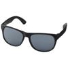 Retro duo-tone sunglasses in black-solid