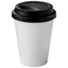 Zamzam 330 ml insulated tumbler in white-solid-and-black-solid