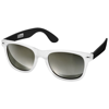 California exclusively designed sunglasses in black-solid-and-transparent
