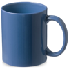 Santos 330 ml ceramic mug in blue