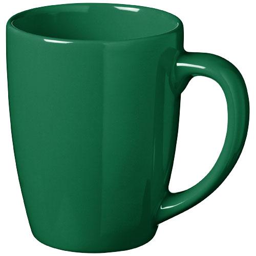 Medellin 350 ml ceramic mug in green