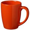 Medellin 350 ml ceramic mug in orange