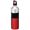 Nassau 750 ml sport bottle in red