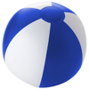Palma solid beach ball in royal-blue-and-white-solid