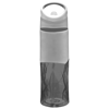 Radius 830 ml Tritan? geometric sport bottle in black-solid-and-grey