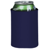 Crowdio insulated collapsible foam can holder in navy