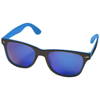 Baja sunglasses in black-solid-and-blue