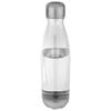 Aqua 685 ml Tritan? sport bottle in transparent-clear